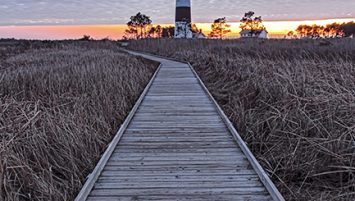 Blue Hour at Bodie Island Lighthouse