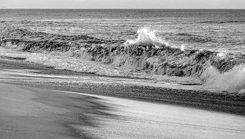 Shorebreak on The Outer Banks
